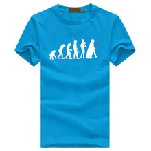 "Geeky ""Evolution"" t-shirt"
