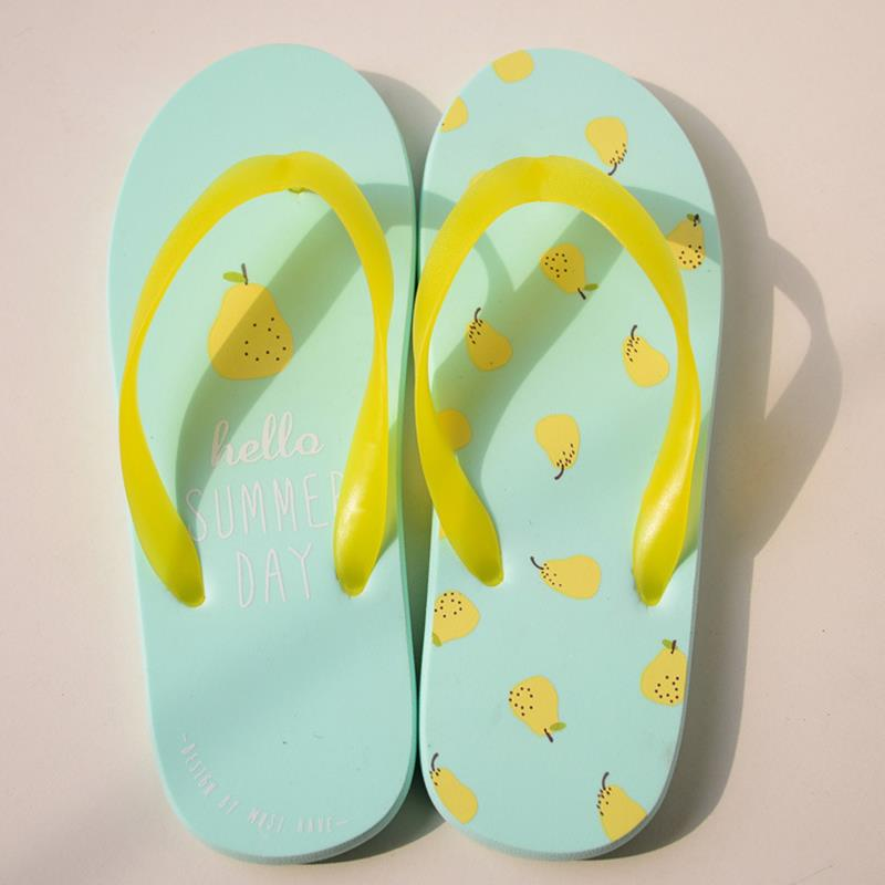 1eac0eda34f DreamShining Female Fashion Sandals Summer Fruit Sandals Party Sandals  Beach Slippers Sandalias Four Color Mixed Ship-in Women s Sandals from Shoes  on ...