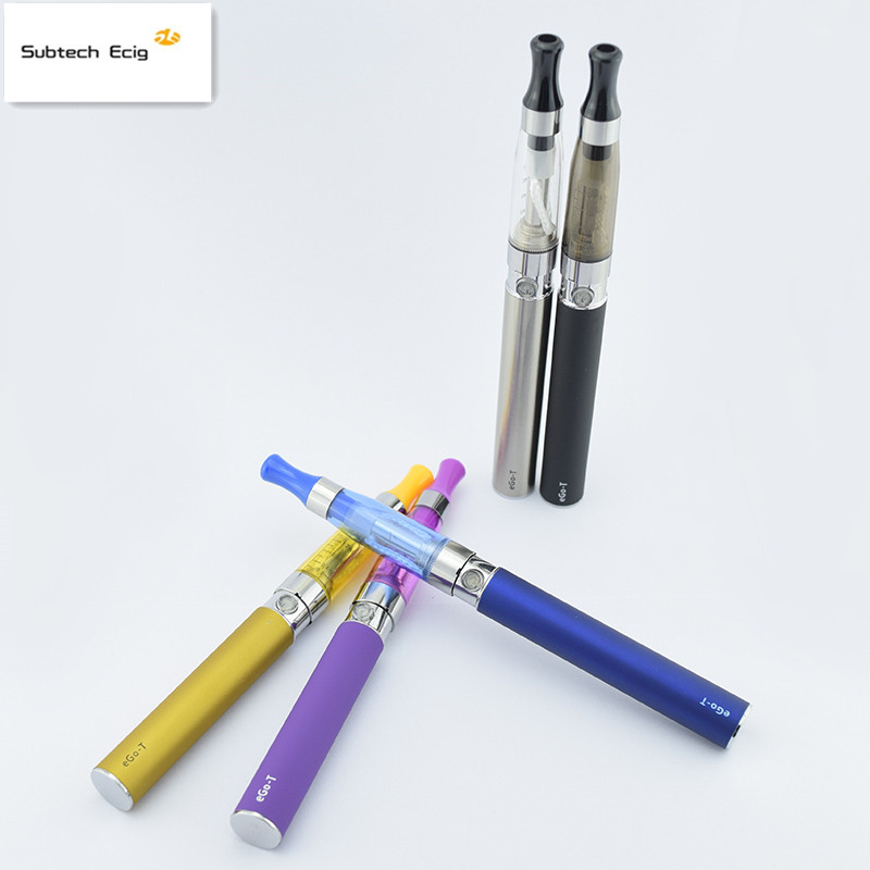 2019NEW Fashion Ego Ce4 Electronic Cigarette Starter Kit  650 To 1100mah Ego  Battery 1.6ml Ce4 Atomizer Ego Vaporizer Vaper Kit