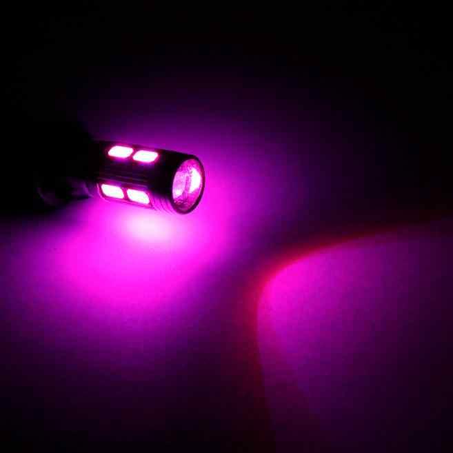 أزياء سيارة ضوء 2 قطعة سيارة السيارات LED 194 W5W في Canbus 10 SMD 5630 5730 مصباح ليد لمبة لمبة سيارة مصباح تلقائي 45 #