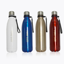 1000ML big stainless steel Vacuum thermos water bottle Outdoor travel thermal flask Sports insulation bottles Termos