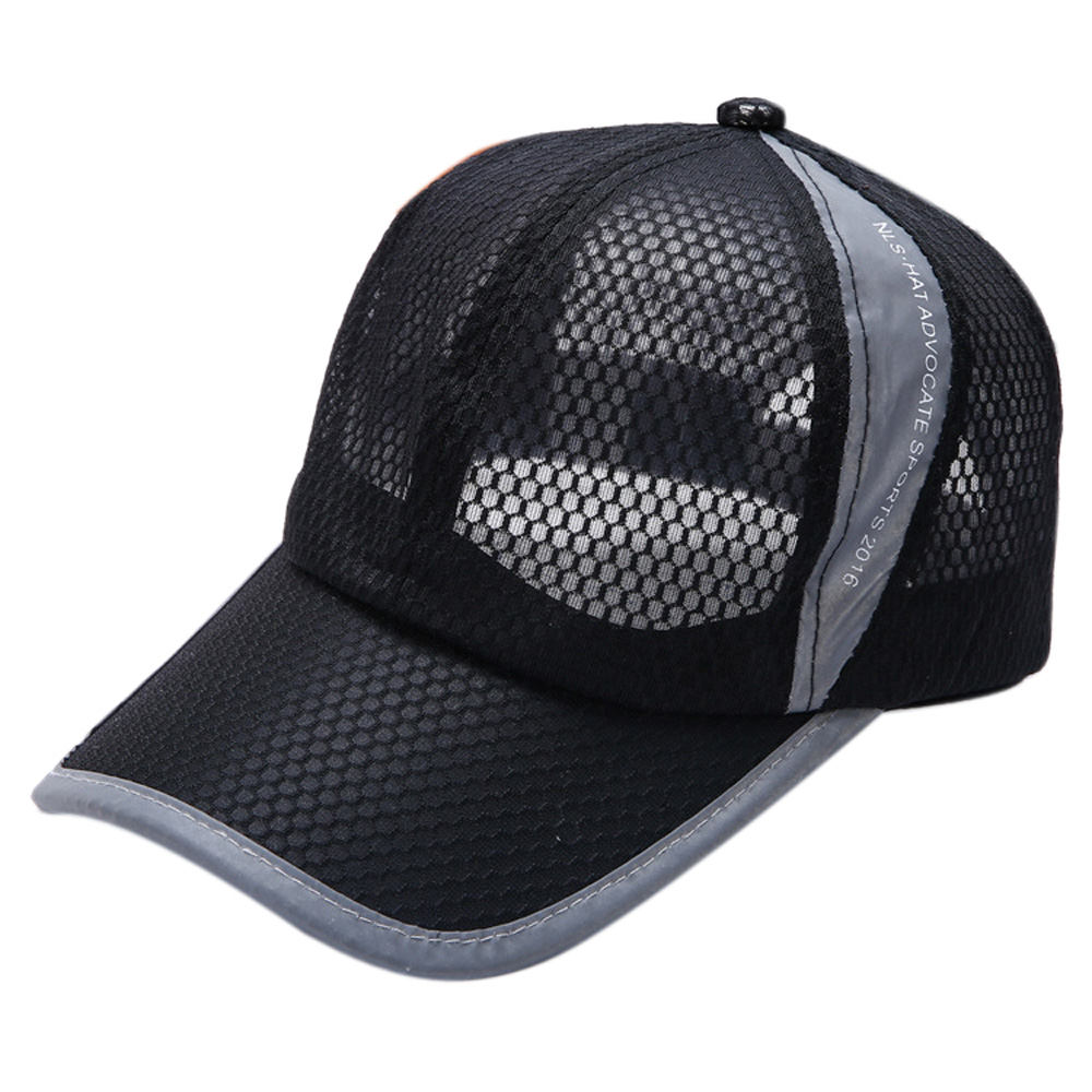 # Vestido 2017 Deporte Summer Breathable Mesh Baseball Cap Men Women Hats17