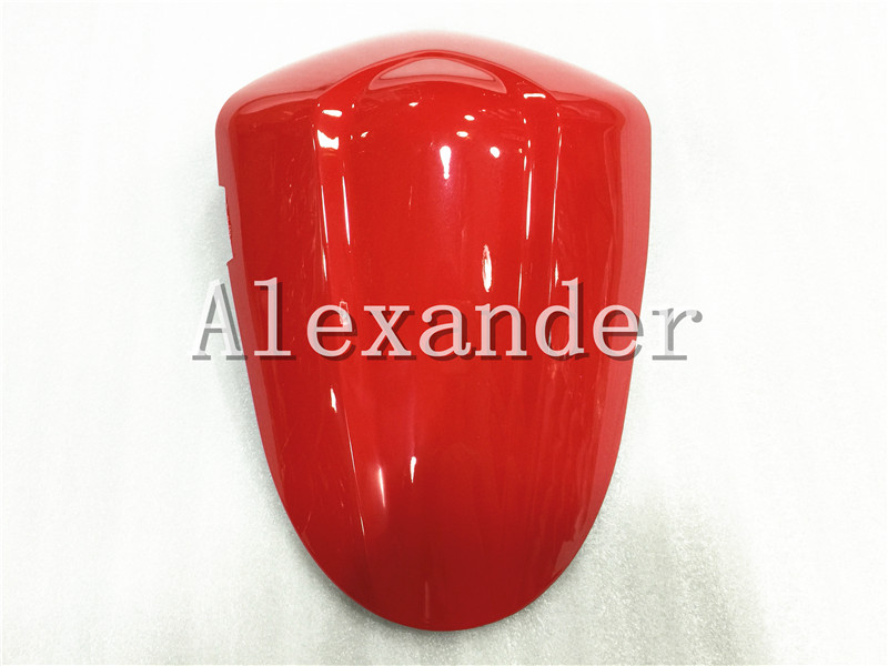 Rear Seat Cover Cowl Solo Motor Seat Cowl Rear Fairing Set For Suzuki GSXR 1000 K5 2005 2006 Gsxr 1000 05 06 GSXR1000 R K5 Red R