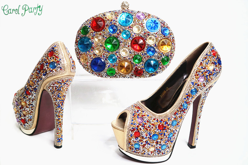 2017 High Quality African Designer Shoe And Bag Set To Match/ Italian Style Shoes With Matching Bags Set FREE SHIPPING G29 italian shoes with matching bags for party african shoes and bags to match set high quality ladies matching shoe and bag hlu1 8