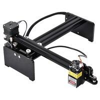 MN1703 yüksek güç DIY lazer metal oyma makinesi deri ahşap pano desen metin İşaretleme makinesi 12V 300 mw-7000 mw isteğe bağlı