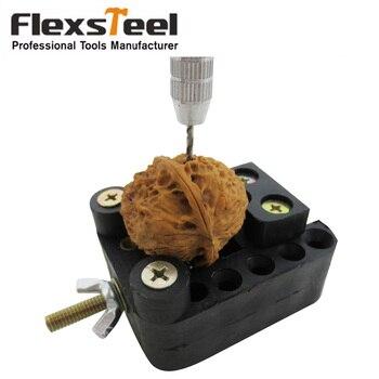 Abrazadera de mesa de nogal ajustable, Mini Banco de clip pequeño, herramienta...