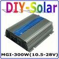 300 Вт сетевой инвертор  18В панель/36 ячеек  10 5-28В постоянного тока Чистая синусоида микро инвертор  110В или 230В MPPT функция Солнечный инвертор
