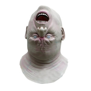 Image 3 - New Halloween Adult Mask Zombie Mask Latex Bloody Scary Alien devil Full Face Mask Costume Party Cosplay Prop DA