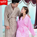 Men's Terry Cloth Bathrobe Robe (EcoComfort); Texere Eco Friendly Bamboo Viscose