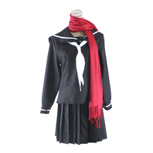 цена на Brdwn Kagerou Project MekakuCity Actors womens  Tateyama Ayano Cosplay Costume School Uniform Sailor Suits