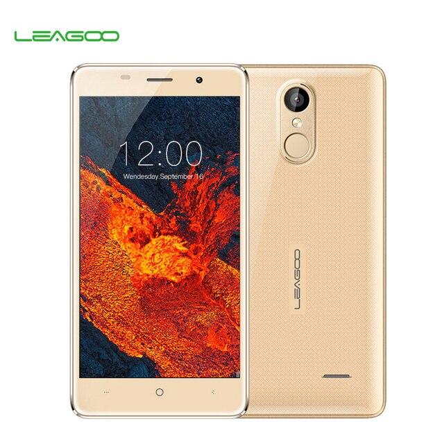 Оригинальный противоударный смартфон Leagoo M5, операционная система Android 6.0, ОЗУ 2 Гб, постоянная память 16 Гб, четырехядерный процессор MT6580A, телефон 3G WCDMA с отпечатком пальца и двумя SIM-картами