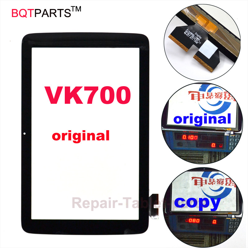 2017 NEW Original Glass screen For LG G Pad 10.1 inch V700 VK700 Touch screen Digitizer Touch Sensor Panel
