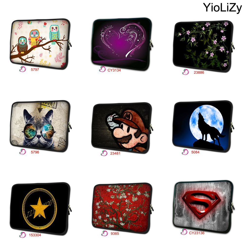 7 10 12 13 14 15 17 Laptop Bag 15.6 Notebook Sleeve 17.3 Computer case 13.3 9.7 tablet cover 10.1 for macbook Air pro 15 NS-hot8