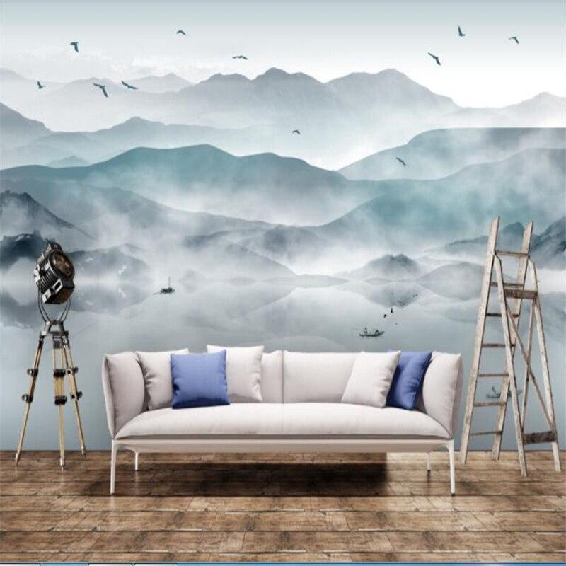 Beibehang Custom 3D Wallpaper Three Dimensional New