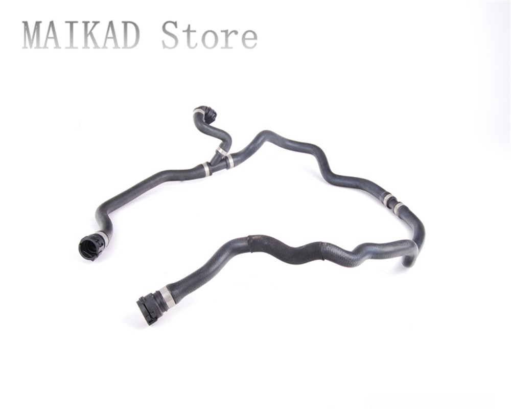 Expansion Tank Radiator Coolant Water Pipe Hose for BMW