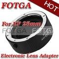 FOTGA Matel AF Automático Auto Foco 25mm DG II Tubo de Extensão Macro para Canon EF EFS