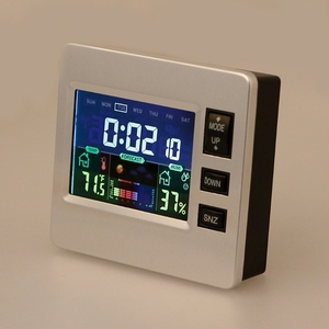 Wireless LCD Weather Station T