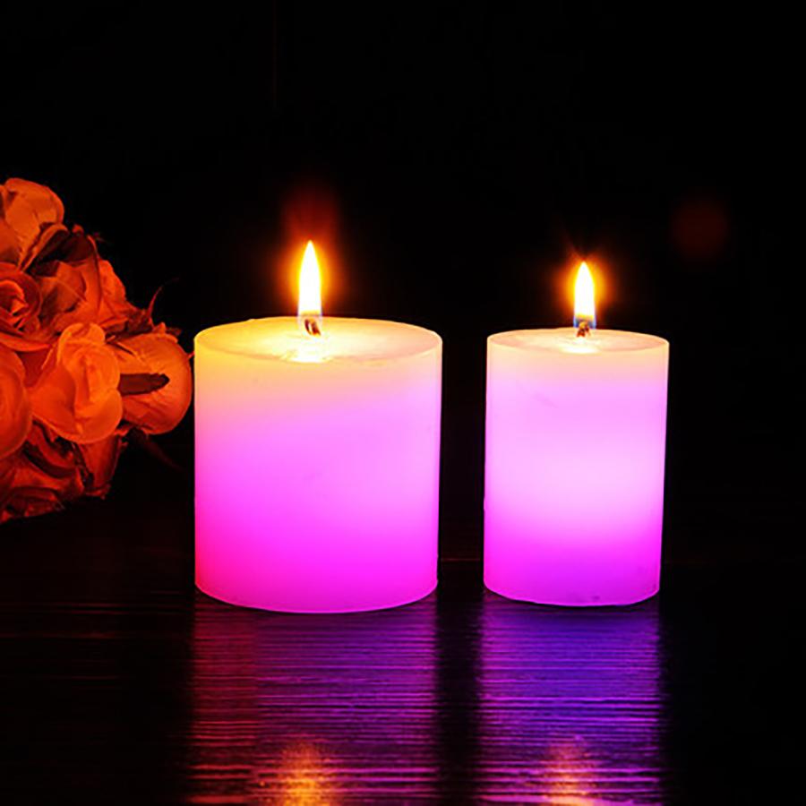 bateria levou vela sem chama velas d coratives casamento romntico velas decorativas velas flutuantes qqz mariage