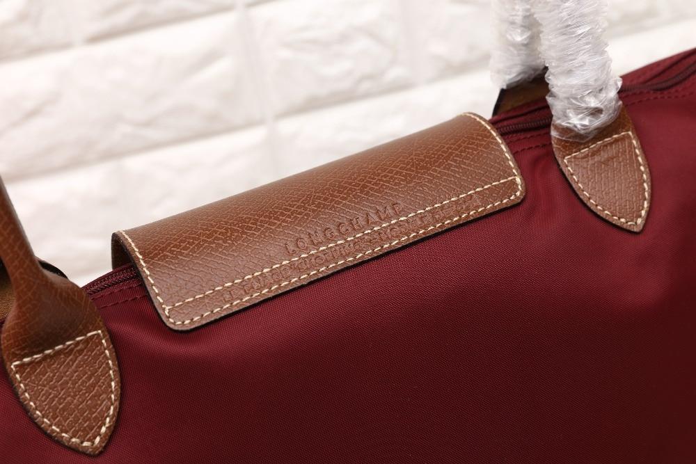 058d274cad Longchamp Original Nouveau Femmes Nylon grande capacité Sacs à ...