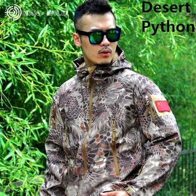 Desert Python_