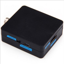 Mini 3G/SDI to HDMI 1080PSDI HD Converter for TV Display Projectors, etc.