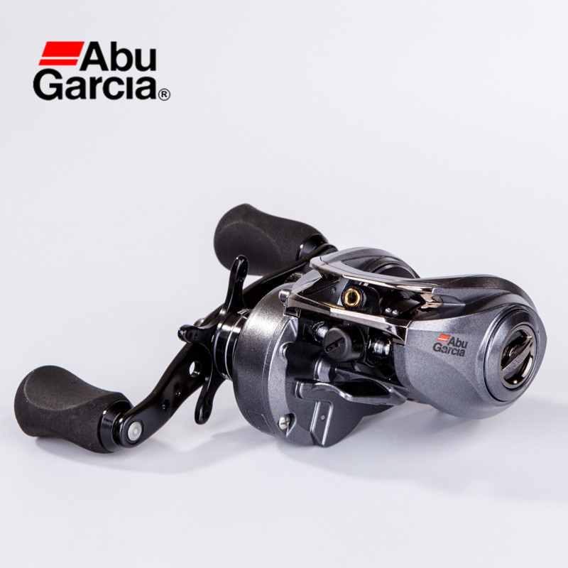Abu Garcia REVO ALX Baitcasting Reel Universal Lightweight Big Game Fishing Reel Tackle Box Accessories 8+1BB Ratio 6.4 / 8.0 lucky john croco spoon big game mission 24гр 004
