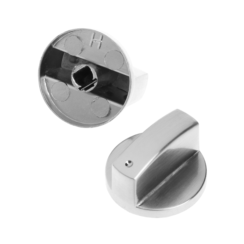 Kitchen Appliances Parts Universal Cooker Oven Gas Stove Control Range Knob Switch Replacement Metal