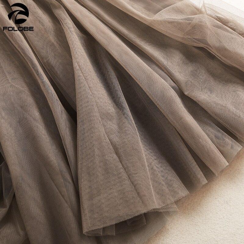 cou Pull Tricot Set En Mode Maille Foobe Nu 2019 Brown 2 Tutu Jupe Ceintures Nouveau kaki Femmes Dos V De Longue Pièce Tops Costumes Jupes xq0wFqIRX