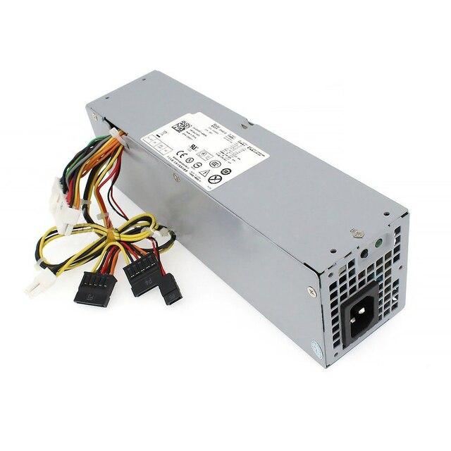 חדש עבור Dell Optiplex H240ES 00 H240AS 00 AC240ES 00 AC240AS 00 L240AS אספקת חשמל