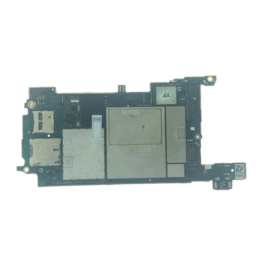 En Stock 100% Test de Travail Pour Sony Xperia ZL L35h Carte Mère conseil Smartphone Réparation Remplacement