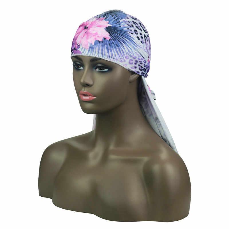 ... Unisex Print Silky Durag Turban Hat Wigs Durags Doo Rag Headwrap  Bandanas Biker Headwear Headband Pirate. RELATED PRODUCTS. Women Men s ... ff79d2ad727f