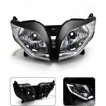 2013 2014 2015 FJR1300 FJR 1300 Motorcycle Headlight Headlight Lamp with LED for Yamaha FJR1300 2013 2014 2015