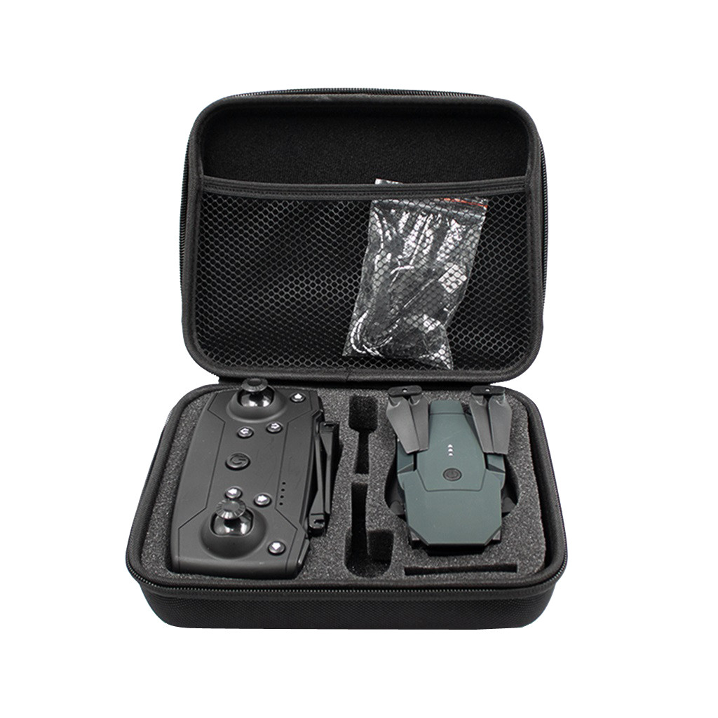 Ouhaobin Portable Storage Bag For <font><b>RC</b></font> <font><b>Drone</b></font> E58 / JY018 / JY019 Foldable <font><b>RC</b></font> <font><b>FPV</b></font> <font><b>Drone</b></font> Handbag Carrying Case Storage Bags 423#2 image
