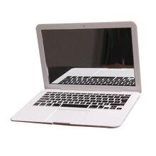 Best Mirror Book Air Mini Novel Tools Apple MacBook Shaped Makeup Mirror QQ99