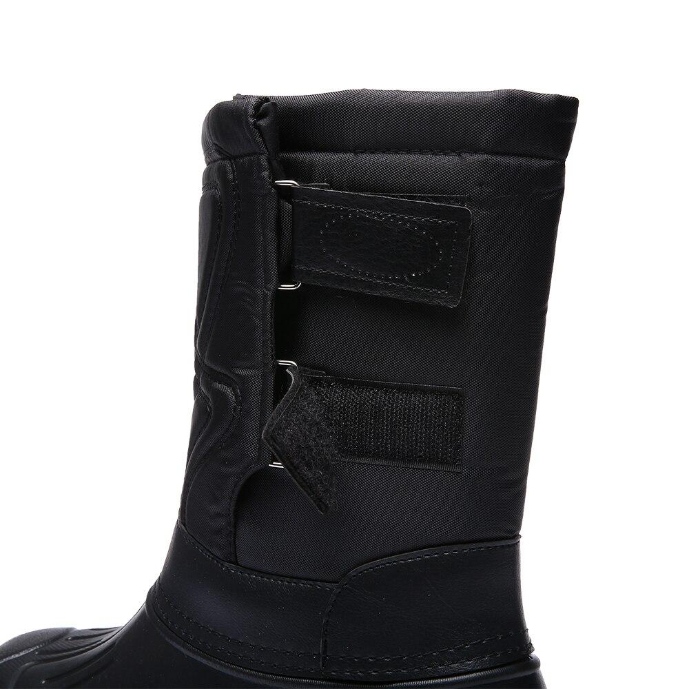 mens slip on winter boots 2-6