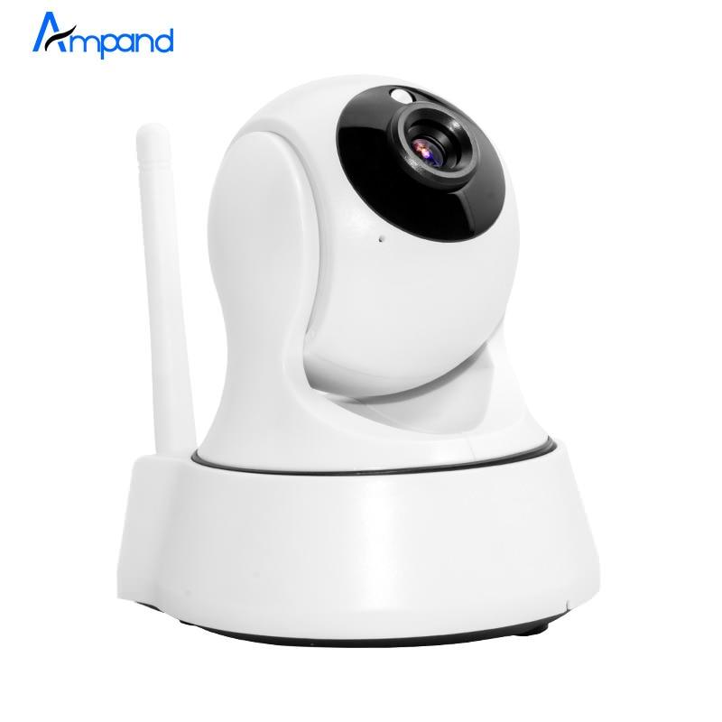 Ampand HD Wireless Security IP Camera WifiI Wi fi R Cut Night Vision Audio Recording Surveillance