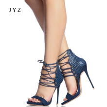 Fashion New Womens Sandals Summer Platform Pumps Sexy High Heels Lady aa0712