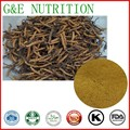 100% Pure Cordyceps extract/yarsagumba powder/cordyceps sinensis mycelium powder 200g