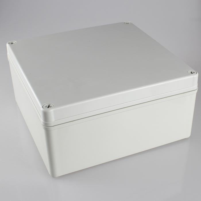 200*200*95MM IP67 Waterproof Plastic Electronic Project Box w/ Fix Hanger Plastic Waterproof Enclosure Box Housing Meter Box waterproof box abs switch box plastic box electronics 200 200 95mm ip66 ds ag 2020 s
