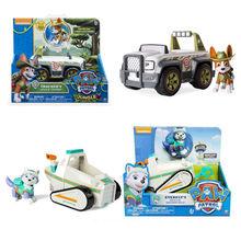 Подлинный Щенячий патруль Zuma s на воздушной подушке, щенок la Patrulla Canina, игрушечный автомобиль, собачий патруль Эверест, собачий патруль, оригинальная игрушка
