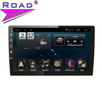 TOPNAVI 2G 32GB Android 7 1 Octa Core 10 2Inch Car Head Unit Player For Flip