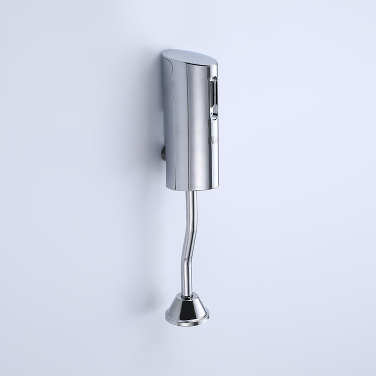 Automatic Urinal Flush Valve infrared Wall Mount Hand Touchless yanjun automatic urinal flush valve infrared wall mount hand touchless dc yj 6311