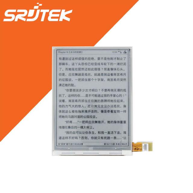 """Original pantalla lcd de repuesto del módulo para pocketbook 614; sony prs-t1, PRS-T2 E-readers, (6 """", (800x600)) # ED060SCE"""