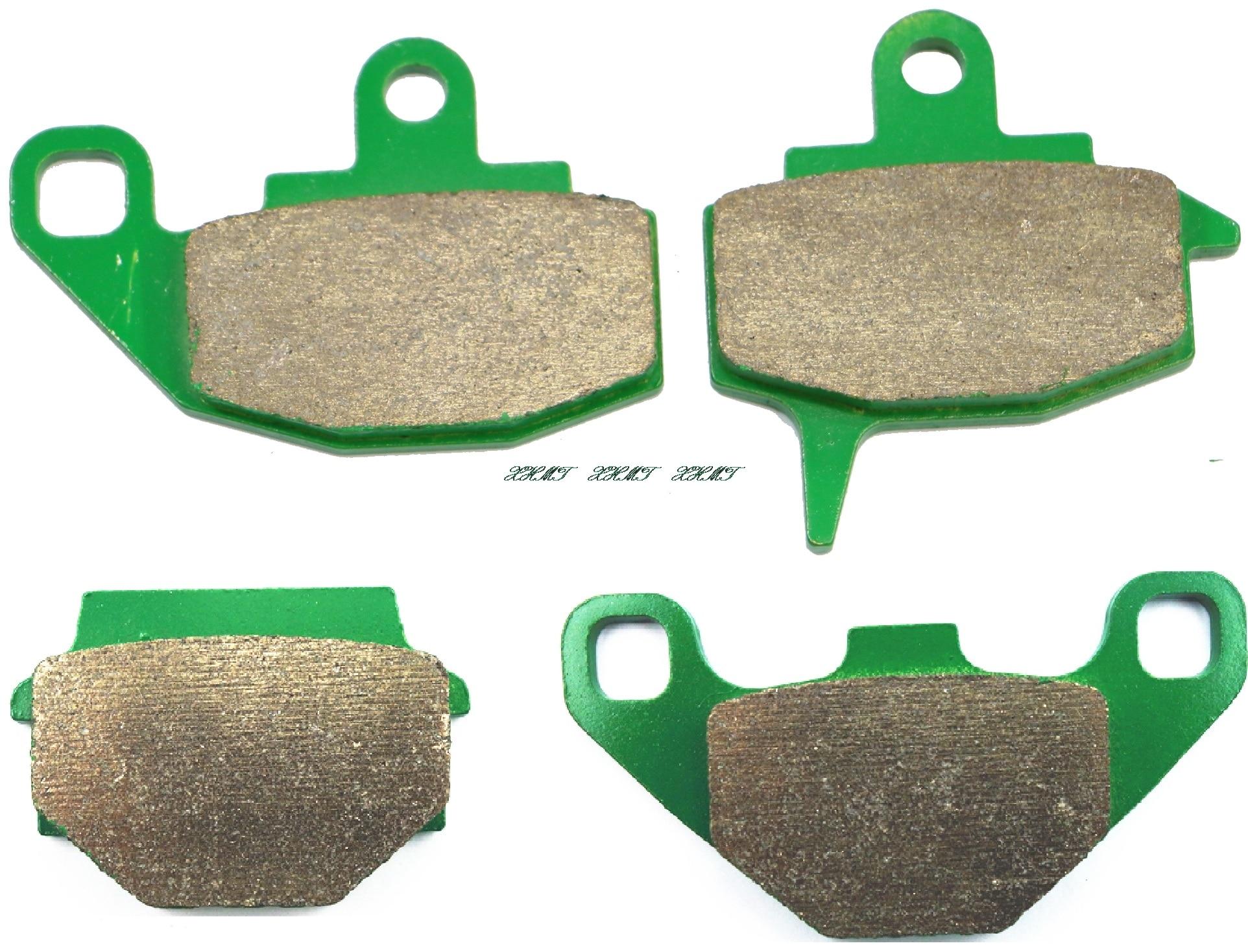 Front Brake Pads For KAWASAKI KX500 KX 500 1989-1993 Motorcycle