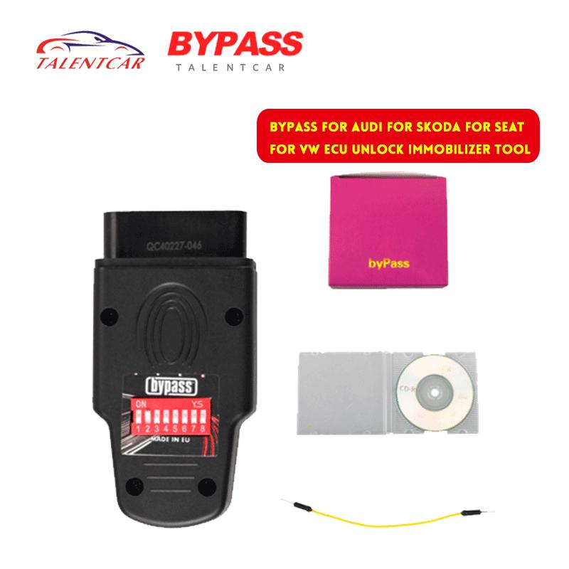 Car Diagnostic Tool Immo Bypass Device BYPASS ECU Unlock Immobilizer Tool For EDC16 EDC17 EDC15 Bypass With Best Quality