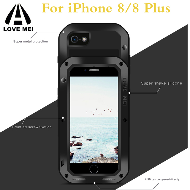 iphone 8 case shockproof