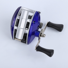 Mini Fishing Line Wheel Spinning Reel Ball Bearings 171g 3.3:1 Fresh/Salt Water Baitcasting Fishing Reel Lure Fishing Reel