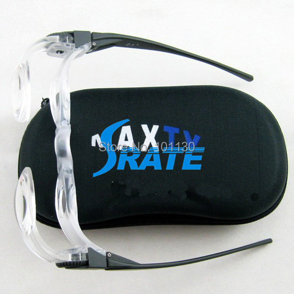 New arrival! MAXTV Glass Type Magnifying Eye Glasses for Presbyopes Distance TV Screen Watching folding tv screen magnifier 3dpt maxtv binocular glasses magnifying glasses for far sighted presbyopia people