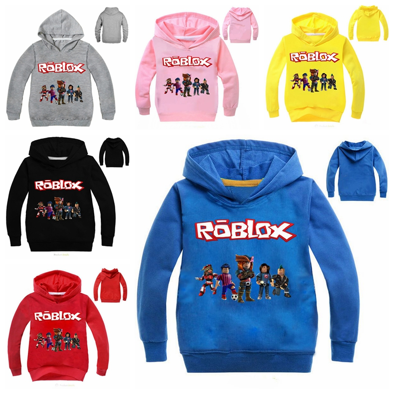 ROBLOX Hoodies Kids Sweatshirts Fashion Kids Sweatshirts