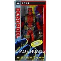 45CM Cartoon X Men Deadpool Wade Winston Wilson Ultimate 1/4 Scale PVC Action Figure Collectible Model Toy S351